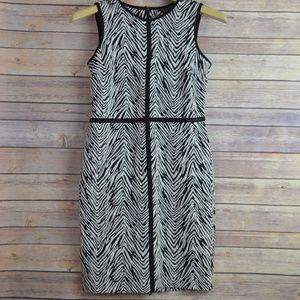 Ann Taylor Petite Sleeveless Knit Midi Dress